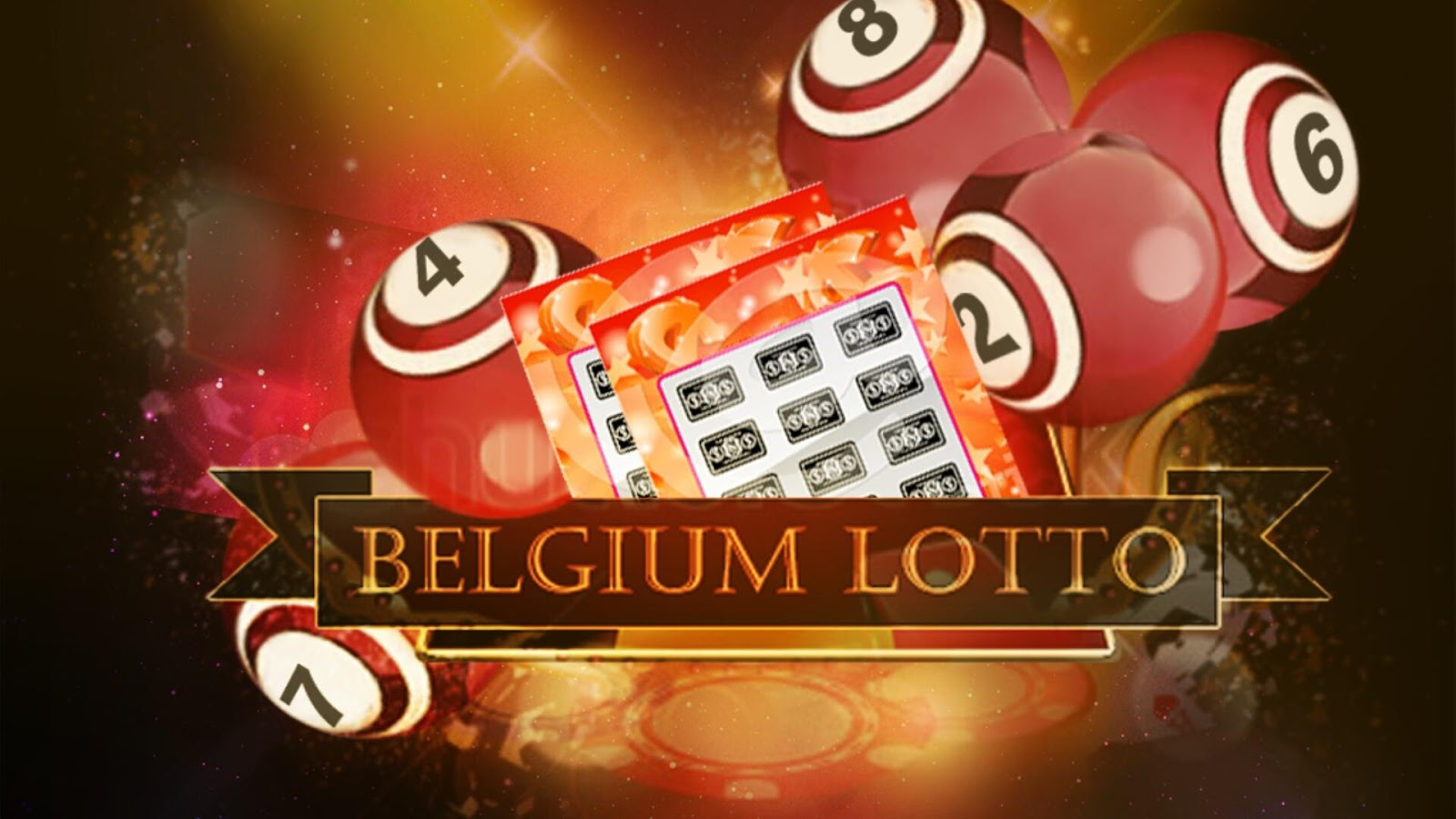Belgium Lotto 4D- screenshot