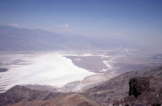 Photo: Death Valley National Monument aux USA