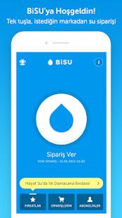 BiSU - Damacana Su Siparişi Ekran Görüntüsü