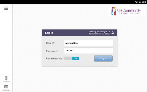 Us Community Credit Union Tab Apps On Google Play