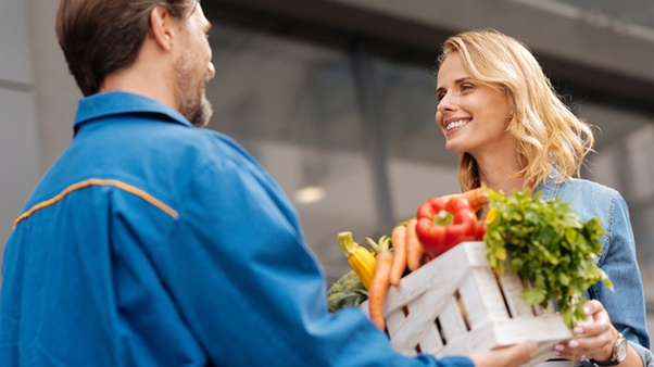 Create a Local Grocery Delivery Service