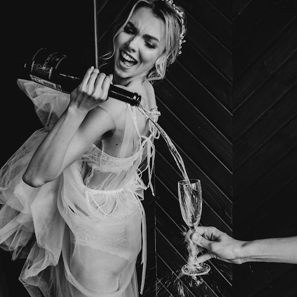 Bryllupsfotograf Aleksandr Sychev (alexandersychev). Bilde av 02.09.2018