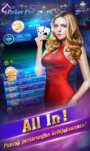 Poker Pro.ID 4.2.8 screenshots 2