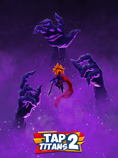 Tap Titans 2 - screenshot