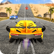Endless Highway Car Racing : Free Game