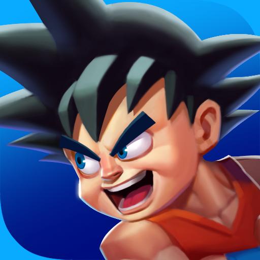 Goku Legend Super Saiyan Fighting