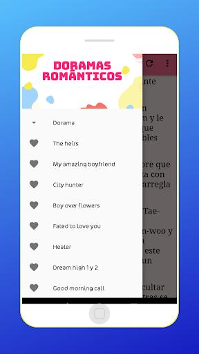 Doramas Romanticos screenshot 3
