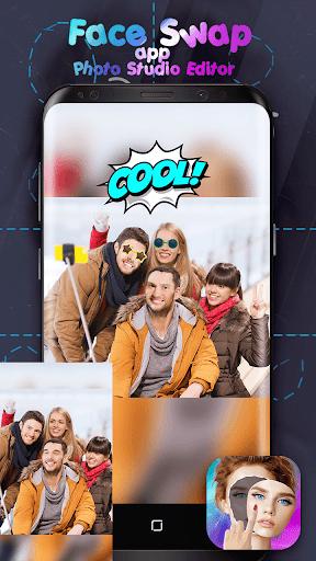 ? Face Swap App - Photo Studio Editor ? 1.0s screenshots 5