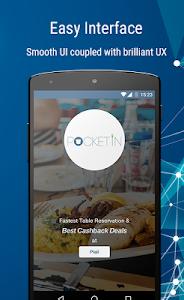 Pocketin: Restaurant Deals screenshot 0
