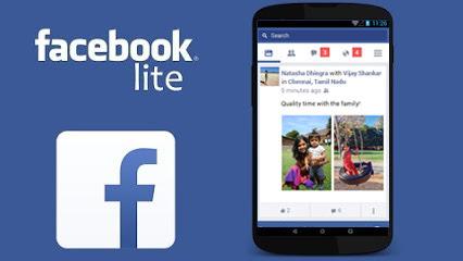 Lỗi ứng dụng Facebook lite cho điện thoại android