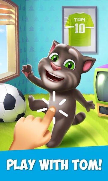 My Talking Tom v4.4.1.2 (Mod)
