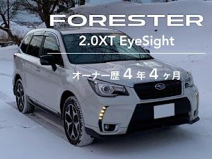 フォレスター 2.0XT EyeSight  SJG 2015年式のカスタム事例画像 JOYさんの2020年03月22日20:39の投稿