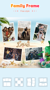 Family photo editor – picture frames 5