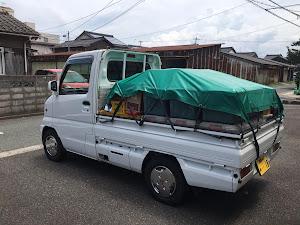 ミニキャブトラック  GD-U62T HRJA グレードはTL 4WD 4AT のカスタム事例画像 はしもとさんの2020年01月03日19:52の投稿
