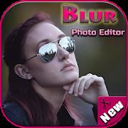 Blur Image Background photo frame