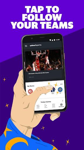 Yahoo Sports: Get live sports news & updates 9.1.2 screenshots 2