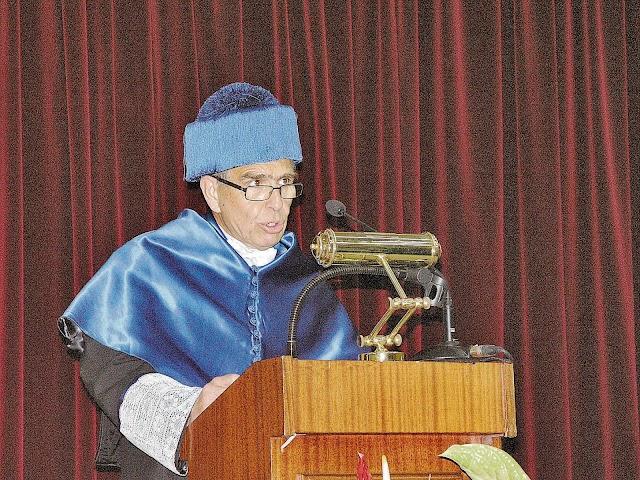 El astronauta y actual ministro de Ciencia, Innovación y Universidades, fue nombrado Doctor Honoris Causa .