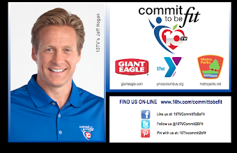 Photo: 2012 10TV Health & Fitness Expo Commit To Be Fit Handout (Front)