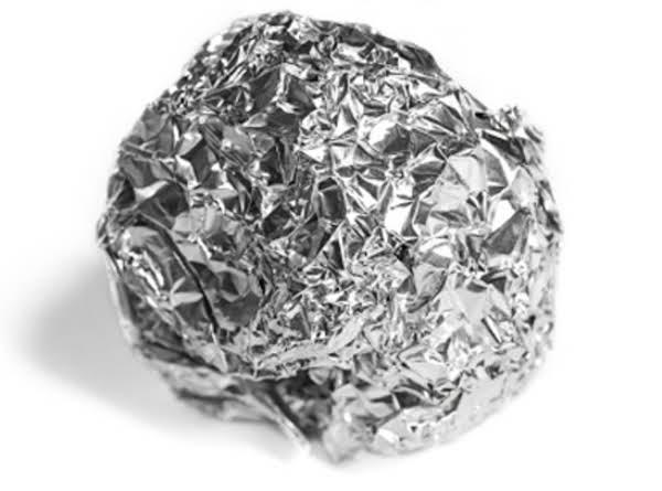 Aluminum Foil Grill Cleaner Recipe