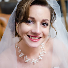 Wedding photographer Ekaterina Semenova (esemenova). Photo of 03.01.2018