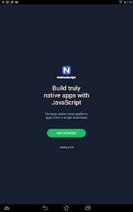 Examples NativeScript screenshot 4