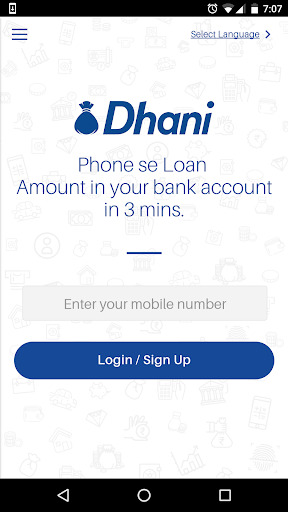 Indiabulls Dhani, Phone Se Loan for PC