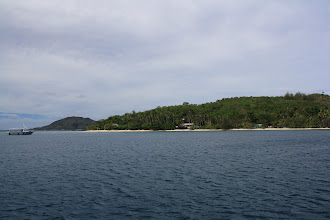 Photo: Blue Lagoon, Yasawa