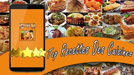 Top Recettes de Cuisine