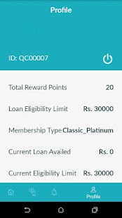 QuickCredit - Cash Loan & Salary Advance Loan App Screenshot