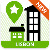 Lisbon Travel Guide (City Map)