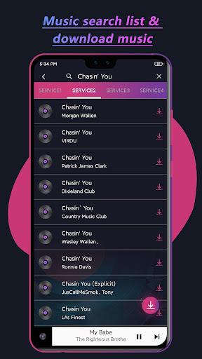 Music Downloader & Mp3 Music Songs Download screenshot 2