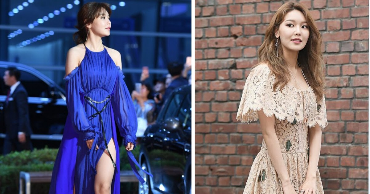 10+ Times Girls' Generation's Sooyoung Was An Elegant Queen In Gorgeous Gowns