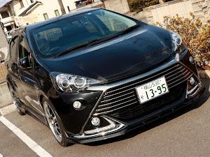 アクア NHP10のカスタム事例画像 Takaaki Yamadaさんの2021年01月17日11:56の投稿