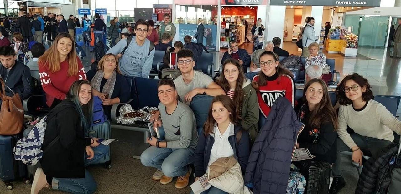 Erasmus + projekt
