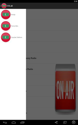 Maldives Radio Songs