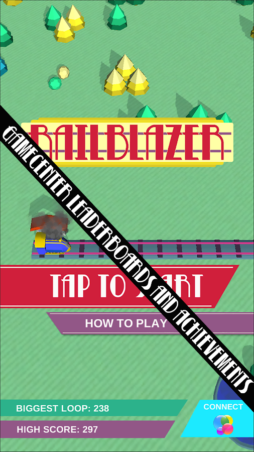 Railblazer- screenshot
