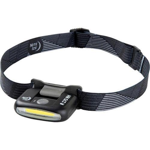 Nite Ize Radiant 170 Rechargeable Headlamp - Black