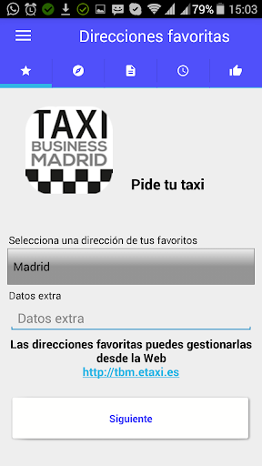 Taxi Business Mercedes TBM