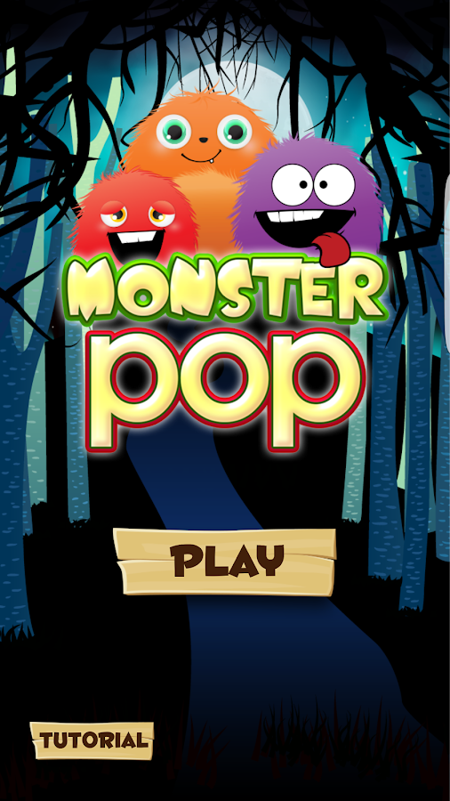Monster Pop Extreme- screenshot
