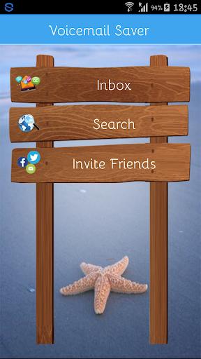 Screenshot for Voicemail Saver in Hong Kong Play Store