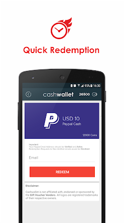 Free Gift Cards & Paypal Cash 1.0.64 screenshot 2092017
