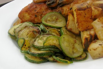 Sautéed Zucchini With Lemon Recipe