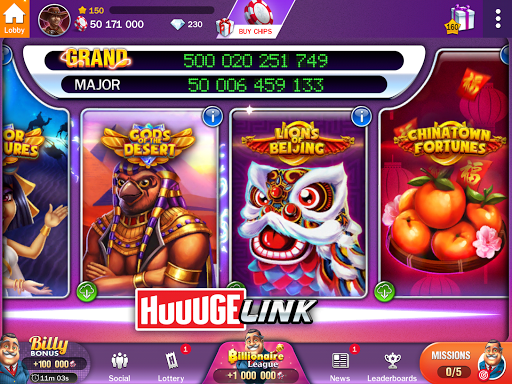 Billionaire Casino Slots - Slot Machines 777 5.7.2301 screenshots 13