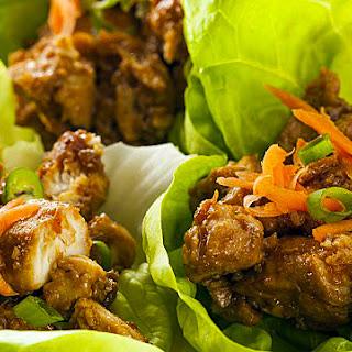 Chinese Lettuce Wraps.