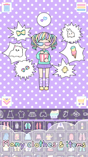 Pastel Girl Screenshot