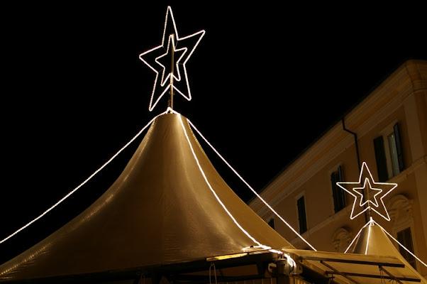 le stelle il simbolo del natale di PhotoFabio