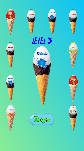 Ice Cream Surprise Eggs apktram screenshots 2