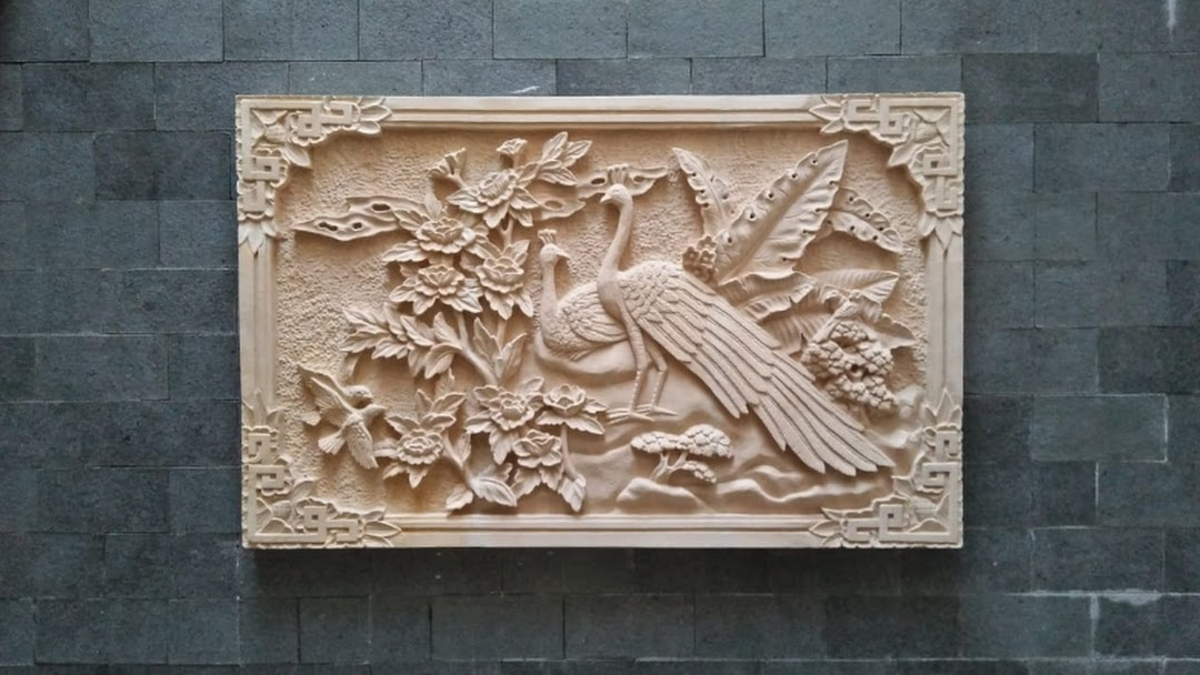Image result for relief batu alam 3 dimensi