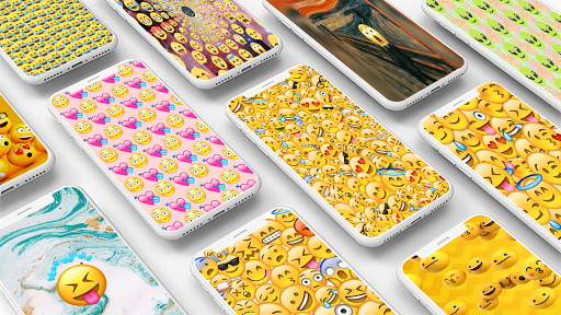 Emoji Wallpaper 1.2 screenshots 1
