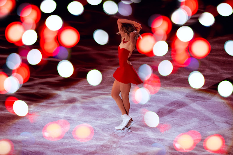 Christmas on ice di Ivan Bertusi